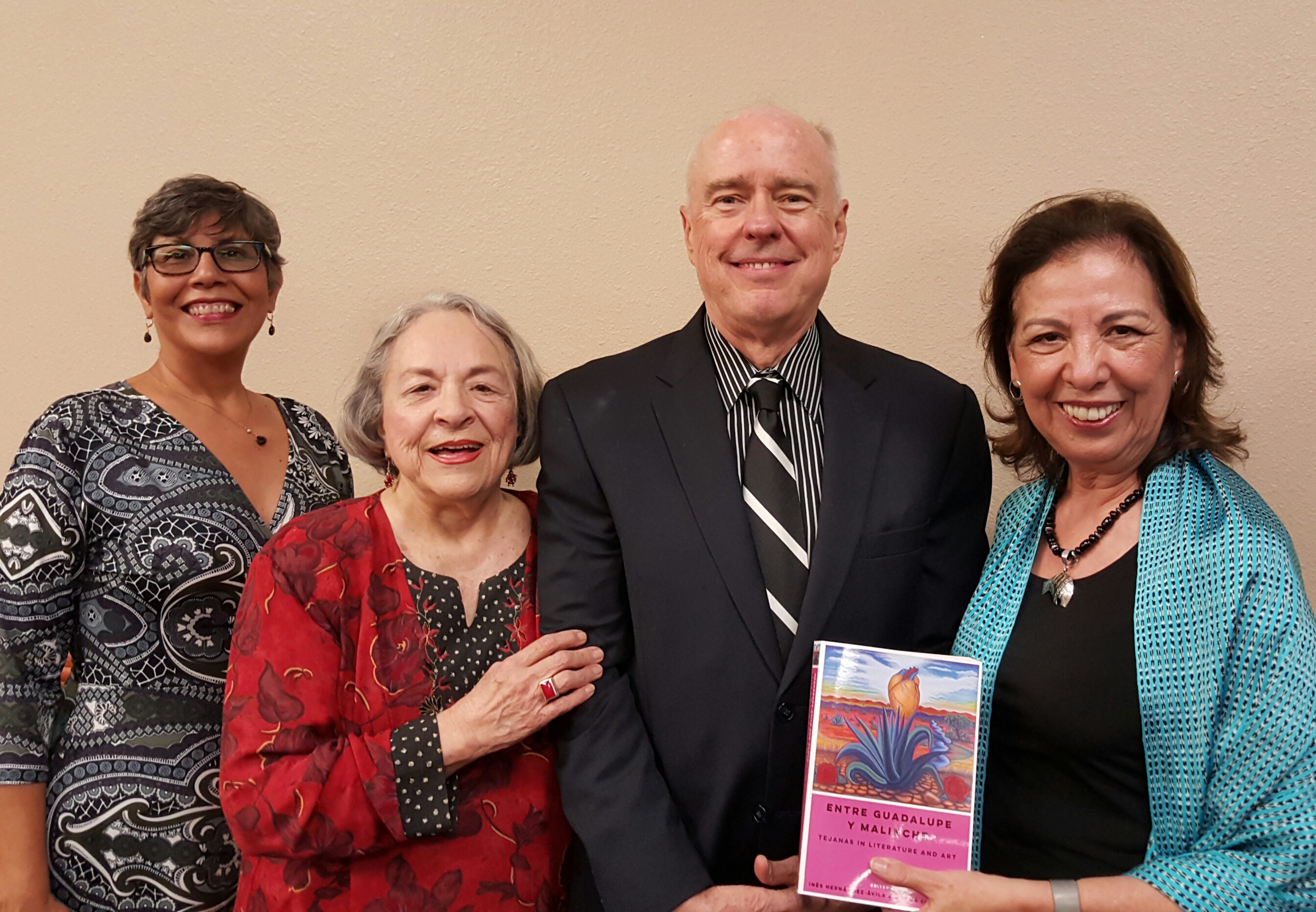 Entre Guadalupe y Malinche – Tejanas in Literature and Art Book Signing at TAMIU