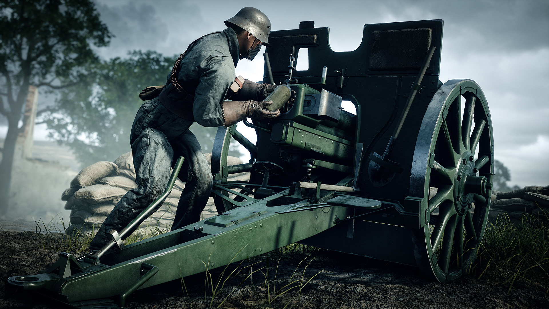 Battlefield 1 Brings History Back to Video Games