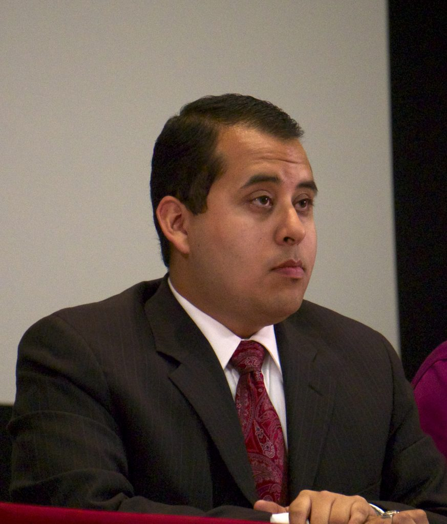 Councilman Alberto Torres (District 4). | Photo by I.M. Kero
