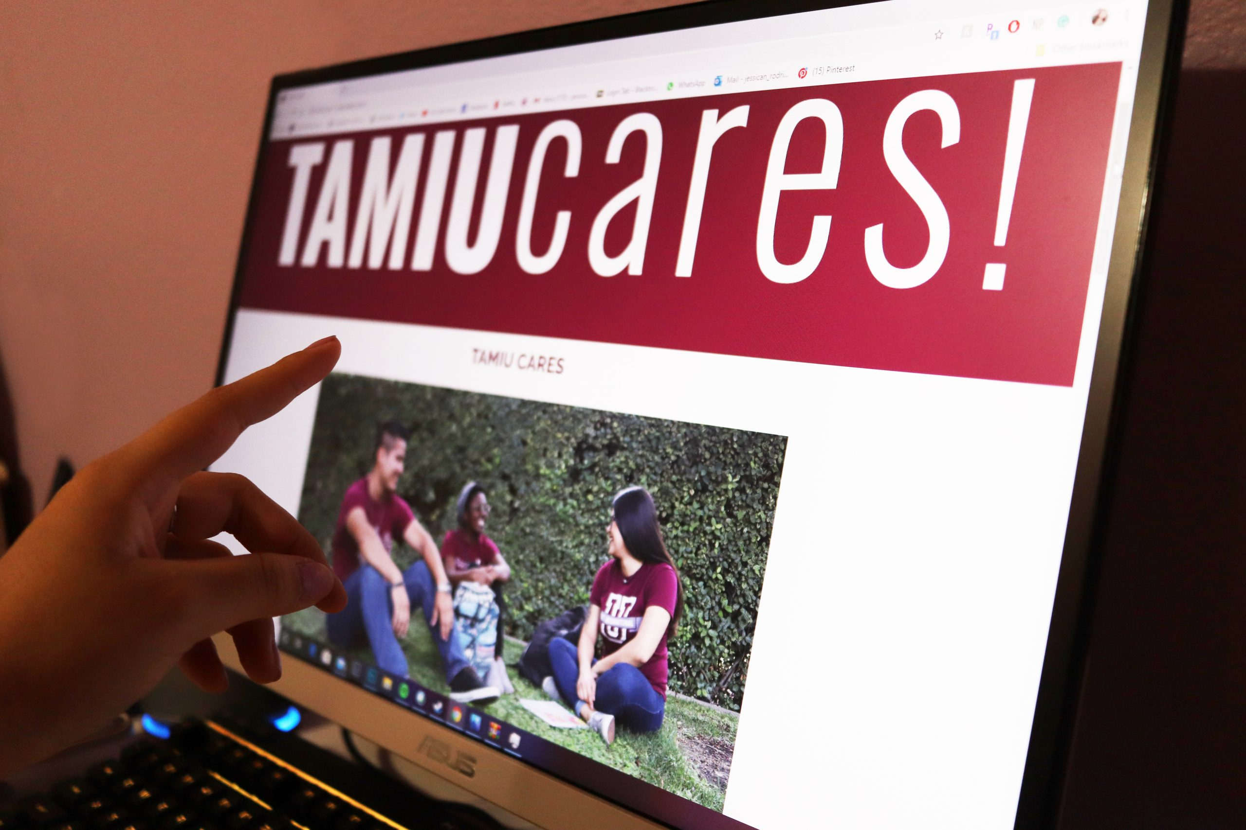 $4.75 million TAMIU CARES Program grants emergency funds to students