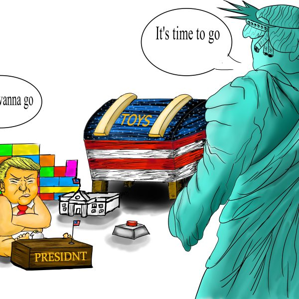 OPINION: Trump should concede election