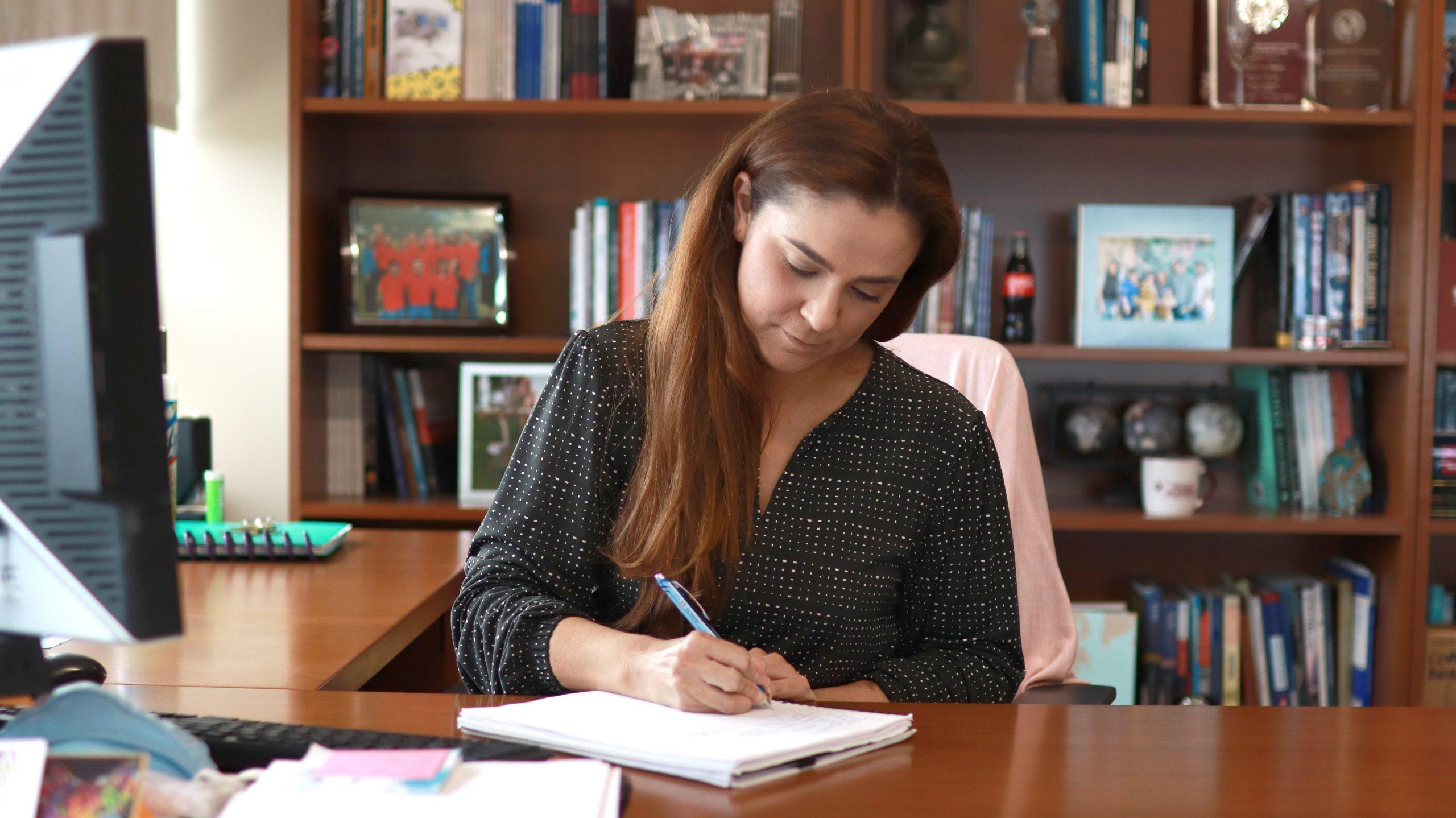 Dean Claudia San Miguel