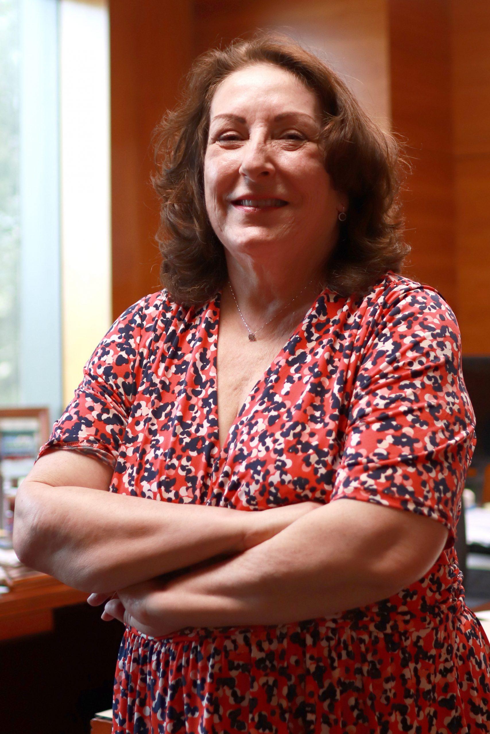 Vice President Rosanne Palacios
