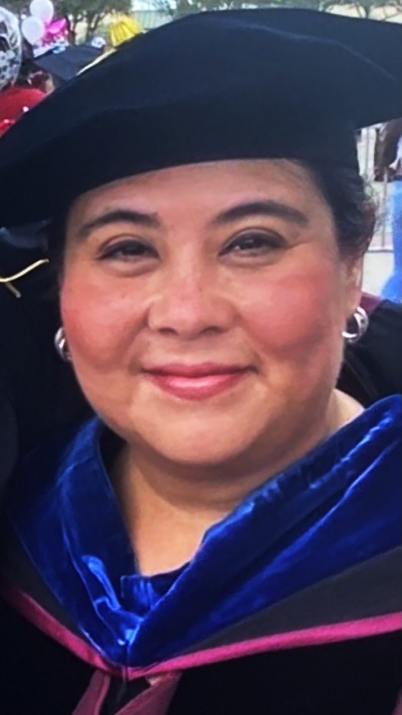 Assistant Professor Ari Gonzalez