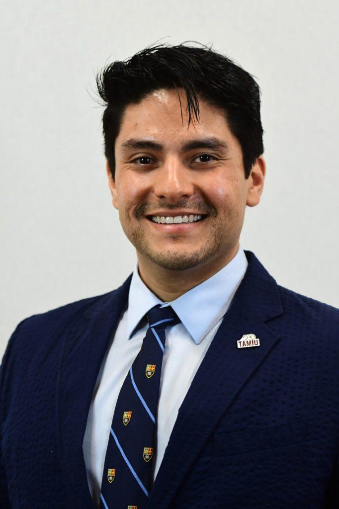 Assistant Professor Arthur Soto-Vasquez