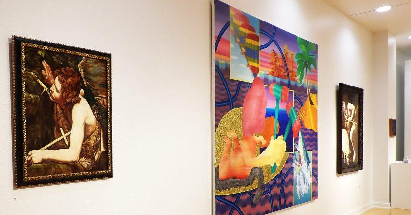 Faculty exhibit work in art show